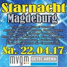 Karten für Partynacht - GETEC Arena Magdeburg in Magdeburg
