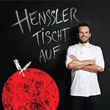 Steffen Henssler: Henssler tischt auf in GÖPPINGEN * EWS Arena,
