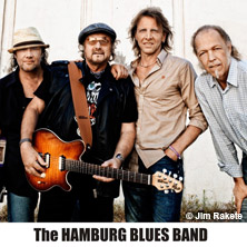 The Hamburg Bluesband Karten für ihre Events 2017