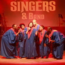 The Original USA Gospelsingers & Band - Weihnachten in Gospel-Art