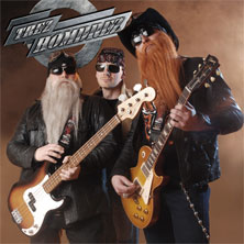 ZZ Top played by Trez Hombrez