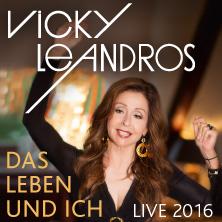 Vicky Leandros: Das Leben und ich - Live 2016