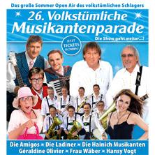 26. Volkstümliche Musikantenparade