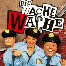 Die wache Wache - Wir haben einen an der Waffe! in LEIPZIG * Leipziger Central Kabarett,