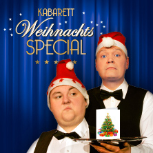 Karten für Sei Stille, Nacht! oder Der Weihnachtsboohmboom - Kabarett-Show mit M. Hoffmann in Leipzig