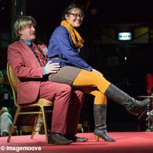 Weihnachtsfeier In Braunschweig.19 11 2015 Wintertheater Die Weihnachtsfeier Spiegelzelt