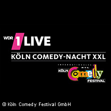 1LIVE Comedy Nacht XXL - Premium Package