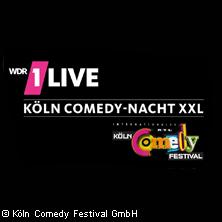 1LIVE Köln Comedy-Nacht XXL - Premium Package