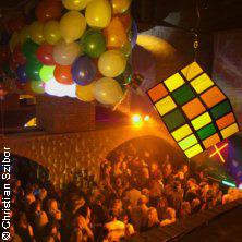 Die große 80er Jahre Party - mit Depeche Mode Floor