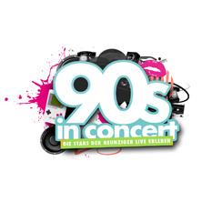 90s in concert - Die Stars der Neunziger live erleben