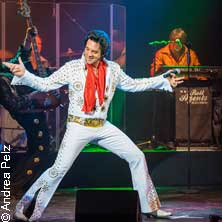 Roll Agents - The Elvis Xperience in HEILBRONN * Festhalle Harmonie Heilbronn,