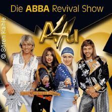 ABBA - The Best - Europas erfolgreichste ABBA-Show mit A4u