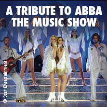 A Tribute To ABBA - The Music…