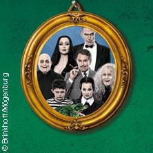 The Addams Family: Das Broadway Musical in München in MÜNCHEN * Deutsches Theater,