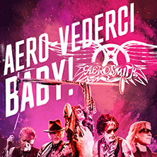 Aerosmith: Aero-Vederci Baby - The 2017 European Farewell Tour