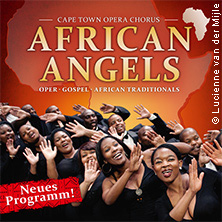 African Angels - Cape Town Opera Chorus: