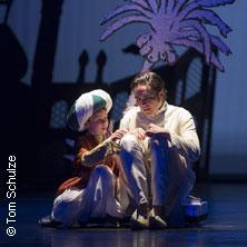 Aladin Und Die Wunderlampe Familientag