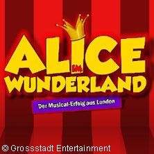Alice im Wunderland - Das Musical in BAD LIPPSPRINGE * Kongresshaus,