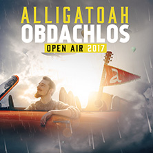 Alligatoah: Obdachlos Open Air 2017
