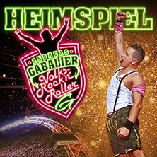 Schlager: Andreas Gabalier - Heimspiel 2017 Karten
