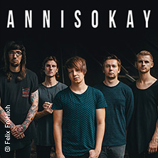 Annisokay: Devil May Care Tour 2017