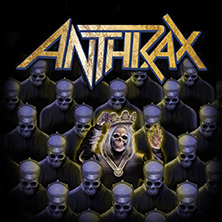 Anthrax + Special Guest: The Raven Age