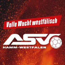ASV Hamm-Westfalen: Saison 2016/2017