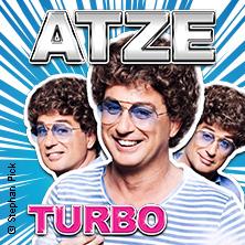 Atze Schröder: Turbo in OSNABRÜCK * OsnabrückHalle - Europa-Saal,