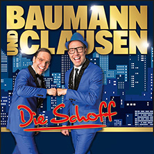 Baumann & Clausen: Die Schoff in SALZGITTER / BAD * Aula des Gymnasiums Salzgitter / Bad,