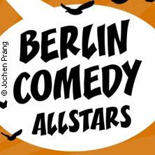Berlin Comedy Allstars in ERLANGEN * E-Werk Erlangen,