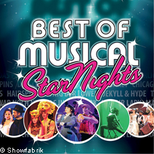 The Best of Musical Starnights - Die ganze Welt des Musicals in WAREN (MÜRITZ) * Bürgersaal Waren,