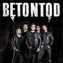 Betontod + Special Guest: Max Raptor