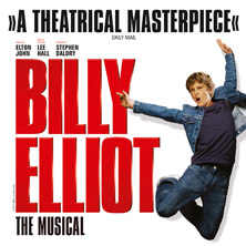 Billy Elliot - The Musical Karten für ihre Events 2017