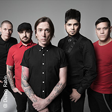 Karten für Billy Talent - Live 2017 in Graz