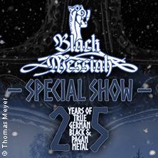 Black Messiah - 25 Jahre Jubiläumskonzert