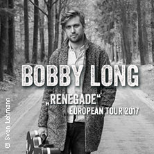 "Bobby Long: ""Renegade"" Tour 2017"