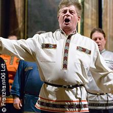 Weihnachtsfolklore mit den Original Bolschoi Don Kosaken