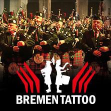Bremen Tattoo 2018 - Die Musikschau mit 10 Nationen in BREMEN * ÖVB-Arena