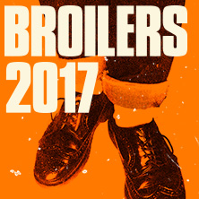 Broilers - Premium Ticket