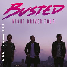 Busted: Night Driver Tour 2017