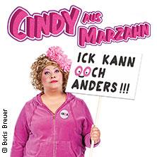 Cindy aus Marzahn: Ick kann ooch anders! in HEILBRONN * Festhalle Harmonie Heilbronn,