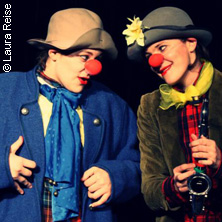 Clowns Ratatui - Galli Theater Wiesbaden in WIESBADEN * Galli Theater Wiesbaden,