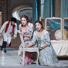 Cosi Fan Tutte - Theater Bonn in BONN * Opernhaus Bonn,