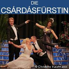 Die Csárdásfürstin : Luisenburg-Festspiele - Tickets