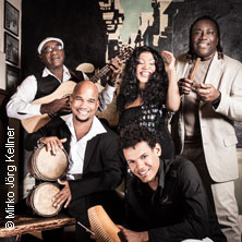 Cuba Percussion & Friends: The Music Of Buena Vista