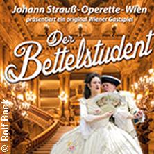 Der Bettelstudent - Johann Strauß-Operette-Wien
