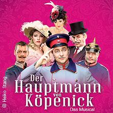 Der Hauptmann von Köpenick - Das Musical - Das Berliner Original