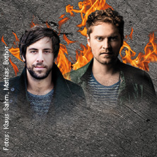 Der Steinbruch brennt: Johannes Oerding / Max Giesinger