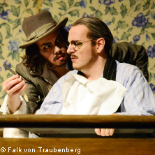Der Steppenwolf - Mainfranken Theater W�rzburg