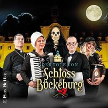 Der Tote von Schloss Bückeburg - Die Krimi-Komödie mit Dinner-Menü  in BÜCKEBURG * Schloss Bückeburg,